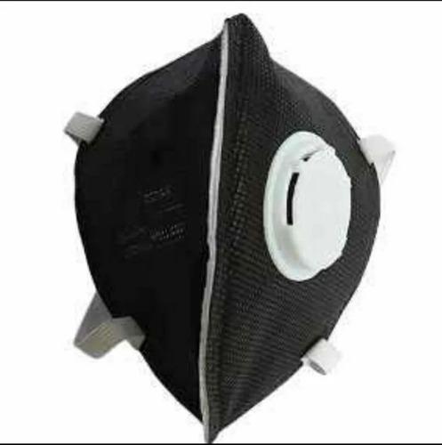 tapabocas n95, marca nitta liffe con filtros y valvula 1 und