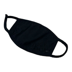 Tapabocas Negro Lavable Anti Polucion Kawai