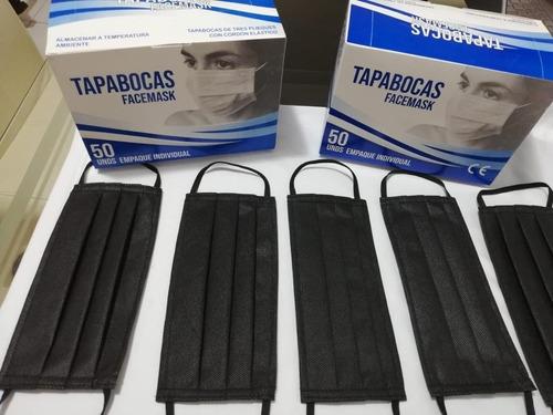 tapabocas quirúrgicos  und a $ 760 caja x 50 und  $ 38,000