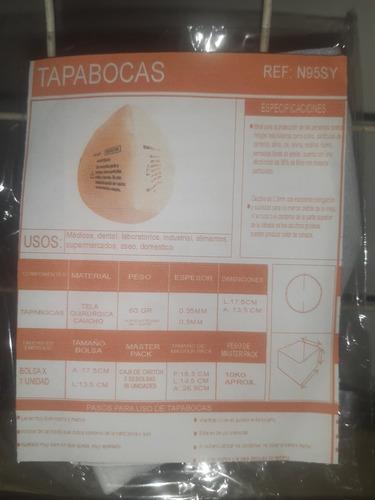 tapabocas ref n95 al por mayor y detal