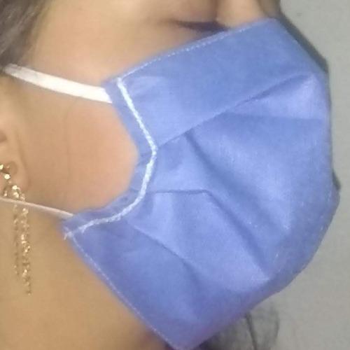 tapabocas tela quirurgica y sublimados personalizados