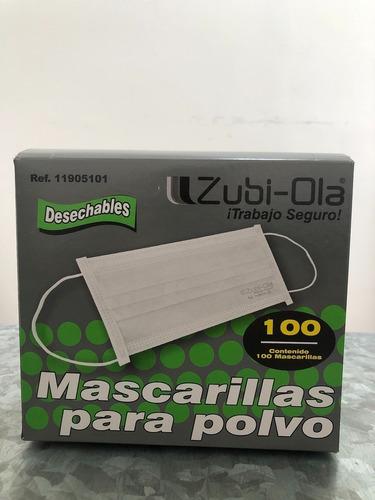 tapabocas termosellado 3 capas caj - unidad a $1600