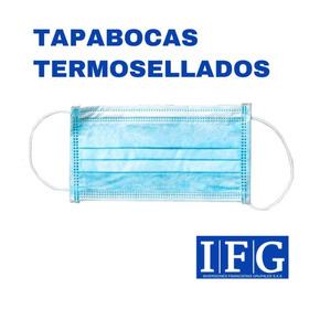 Tapabocas Termosellados Precio Unic - Unidad a $599