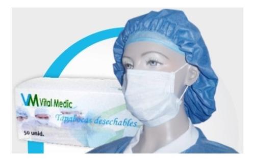 tapabocas tres capas con filtro y adaptador nasal