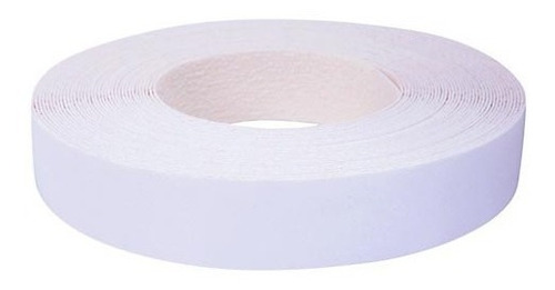 tapacanto blanco pvc 22mm 100 mtrs sin cola canto abs