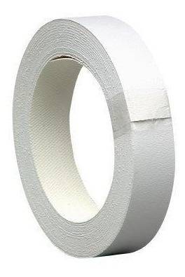 tapacanto blanco pvc 22mm 50mtrs sin cola canto abs