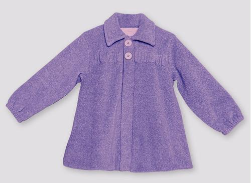 tapado / chaqueta detweed para niñas y bebas