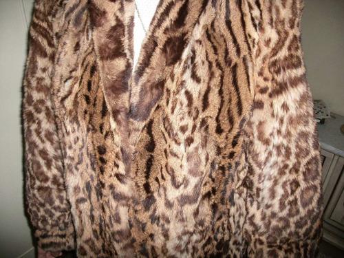 tapado de leopardo