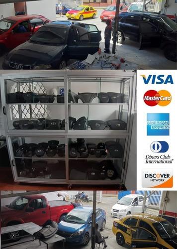 tapas airbag hyundai varios modelos instalación gratis
