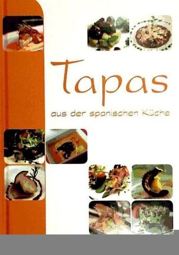 tapas (aleman)(libro gastronomía y cocina)
