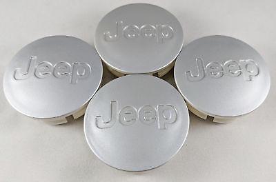tapas centrales de aro jeep silver y black