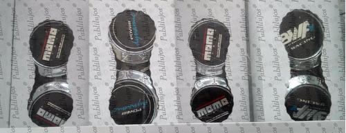 tapas centrales de rin multi marcas universales x 4