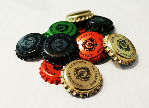 tapas corona premium x 100 cerveza artesanal palermo insumos