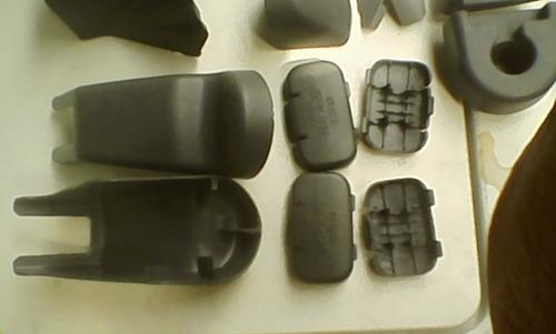 tapas cubiertas tornillos y tapiceria prado meru originales