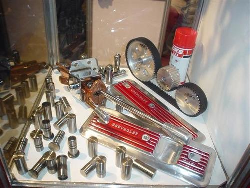 tapas de botadores chevy 230 250 chevrolet 400 rmcompeticion