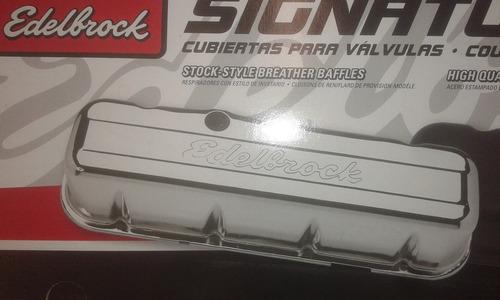 tapas de punterias edelbrock para 302,280 ,289 ford