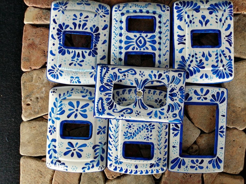 tapas de talavera - decoración