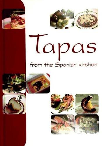 tapas (ingles)(libro gastronomía y cocina)
