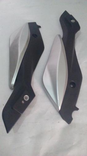 tapas laterales de posapie de rkv 200 gris