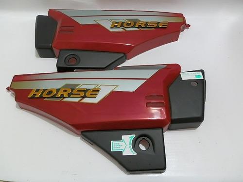 tapas laterales horse 1 el par
