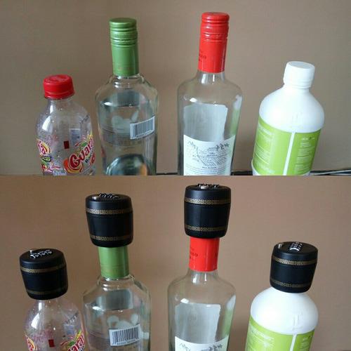 tapas para todo tipo de botellas con clave