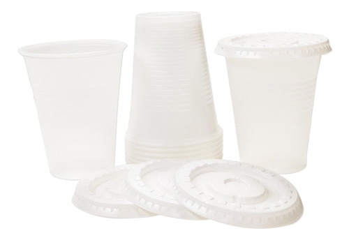 tapas para vasos desechables selva tv 5,6,7 (25x100)