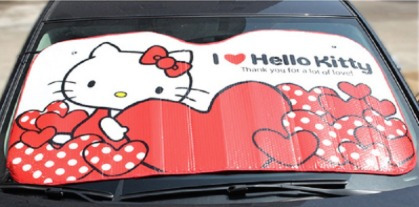 tapasol hello kitty rojo