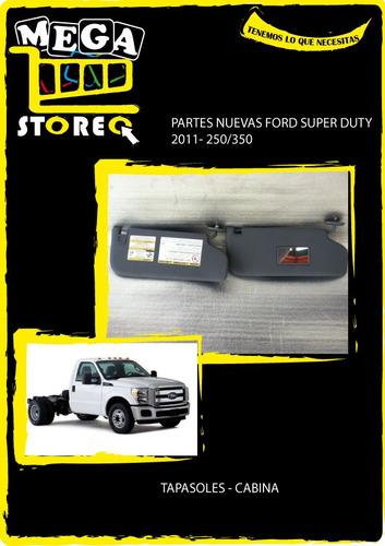 tapasoles para ford 250/350