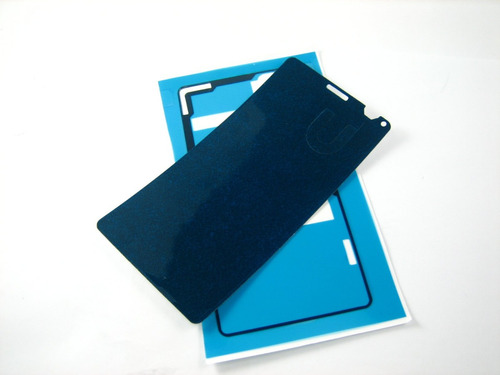 tape adhesive sony xperia z3 compact d5803~front+back