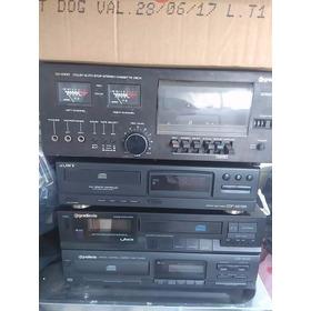 Tape Deck Cd Player Gradiente E Sony