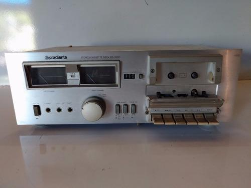 tape deck gradiente cd2800
