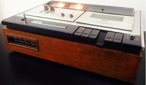 tape deck mesa gradiente cd-1666 100%funcional reliquia 1973