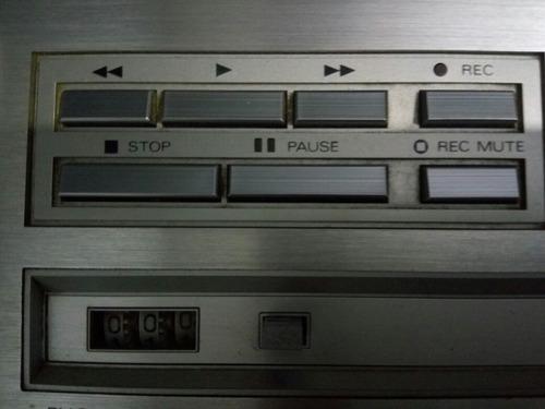 tape deck polivox cp 950d