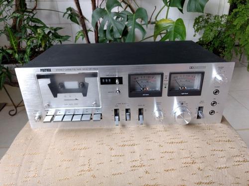 tape deck polyvox cp-750d