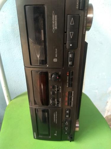 tape deck sony