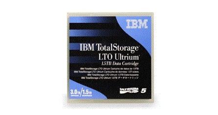 tape ibm ultrium 5 - 1.5tb - 3.0tb
