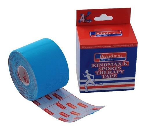 tape kindmax para vendaje neuromuscular colores