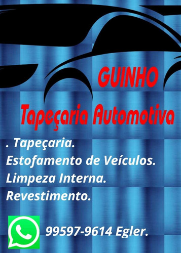 tapeçaria automotiva
