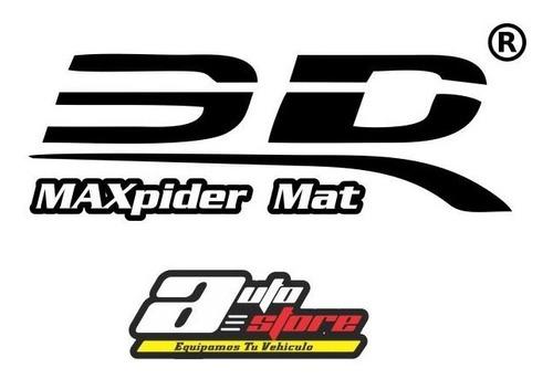 tapete 3d maxpider 1ra+2da+baúl ford escape 2013-2019