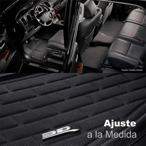 tapete 3d maxpider 1ra+2da fila ford fiesta 2011-2019
