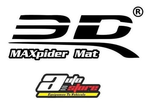 tapete 3d maxpider 1ra+2da fila volvo xc60 2010-2017