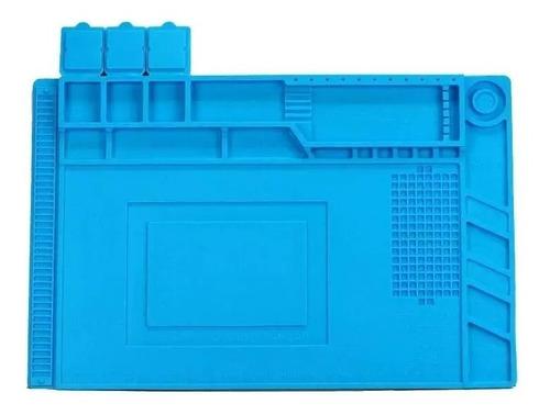 tapete aislamiento termico grande p/ reparacion de celulares