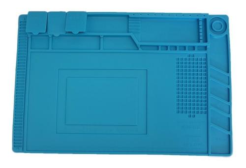 tapete aislamiento termico reparacion celulares 45*30cm