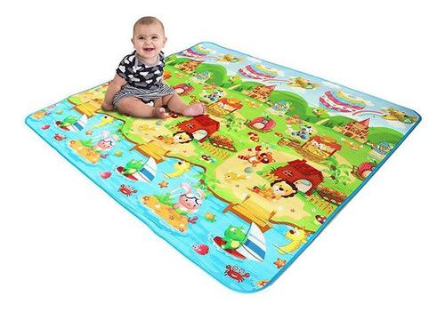 tapete, alfombra, colchoneta didáctico e impermeable