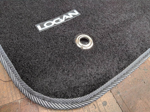 tapete alfombra renault logan accesorios carro vehiculos