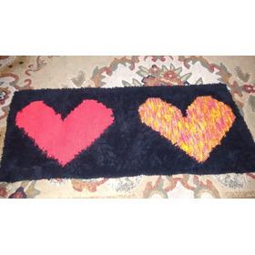 Tapete Amarradinho - Corações