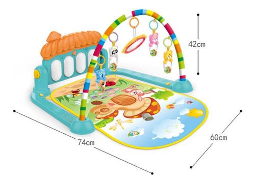 tapete atividade bebê