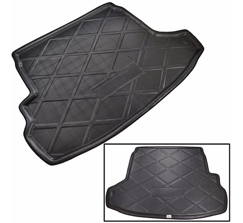 tapete baúl plástica bandeja nissan xtrail 2007 / 2013