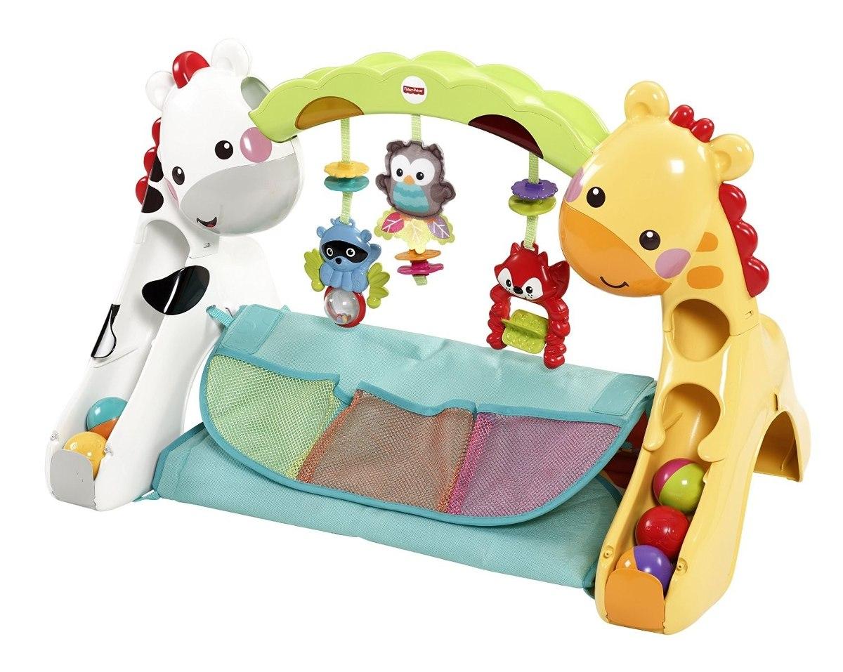 Tapete Bebê Fisher-price Newborn-to-toddler Play Gym - R$ 622,69 em Mercado Livre