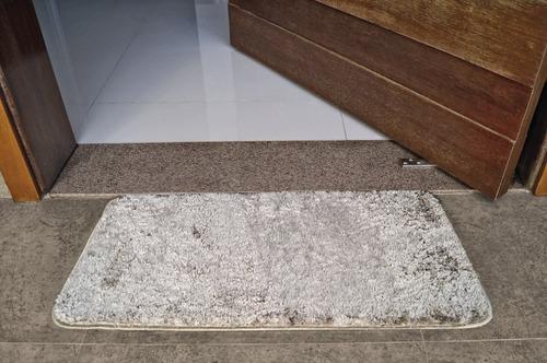 tapete beira de cama 50cm x 1,00m